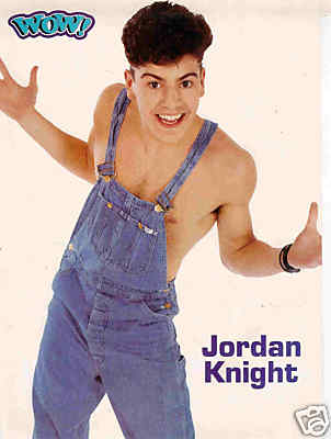 Highs and Lows At JordanKnight