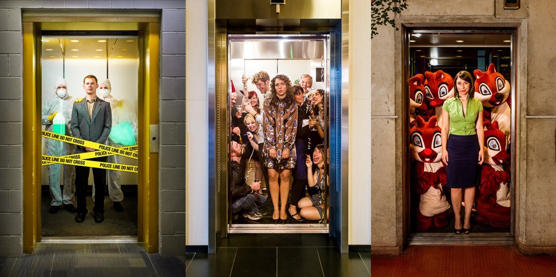 The National Elevator Project. Photo courtesy Workshop West.