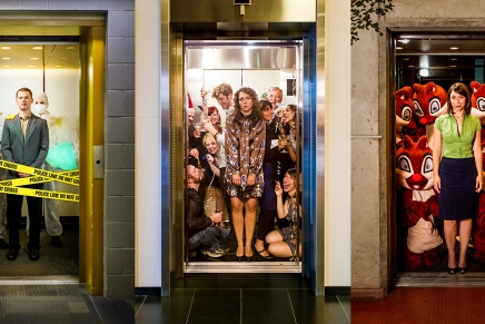National Elevator Project Shows Possibility of Extraordinary Theatre in Ordinary Spaces