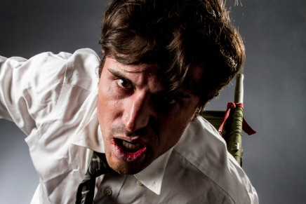 The Death of Brian – A Zombie Odyssey at Edmonton Fringe
