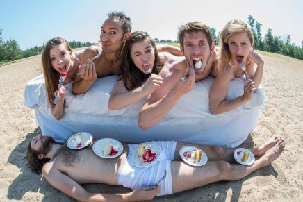 Red Wine, French Toast and the Best Sex You've Ever Had at Edmonton Fringe Festival