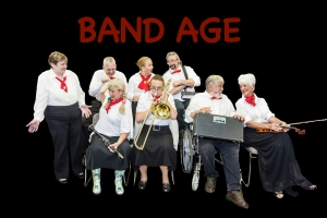 Band Age at Edmonton Fringe Festival. Photo credit: Ryan Manickchand of rmedia photography