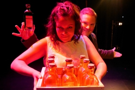 Snake Oil at Edmonton Fringe Festival