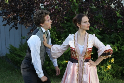 Famished! A Victorian Zombie Musical at Edmonton FringeFestival