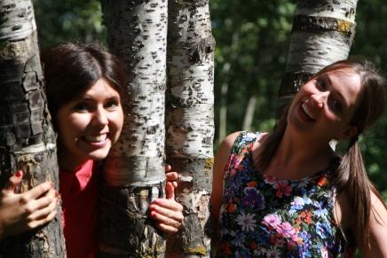 Tree Hugger at Edmonton FringeFestival