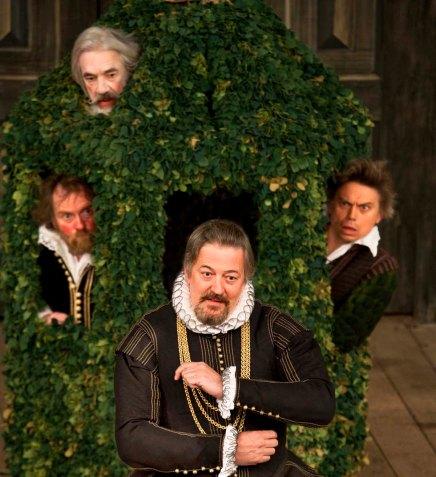 Shakespeare's Globe's TwelfthNight
