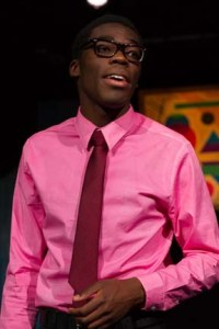 Othello Kieto in Six Degrees of Separation. Photo credit: Doug Stewart/Rad Grandpa Photography.