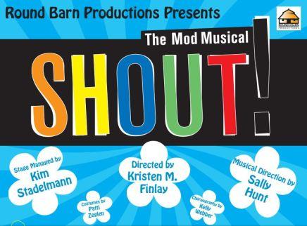 Shout! The Mod Musical Heats upJanuary