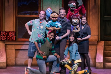 Avenue Q portrays the millennial experience