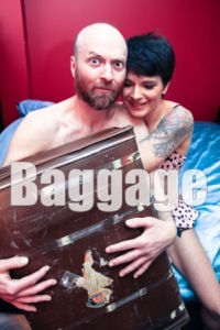 Baggage at Edmonton Fringe. Photo credit Nicole Zylstra