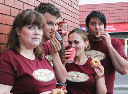 Double Double: The Musical at the Edmonton Fringe Festival
