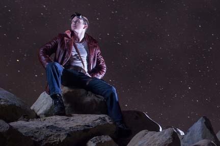 Zach Zultana: Space Gigolo at Edmonton FringeFestival