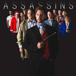 Assassins at the Edmonton Fringe Festival. Photo credit: PK Photography.