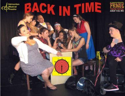 Back in Time at the Edmonton FringeFestival