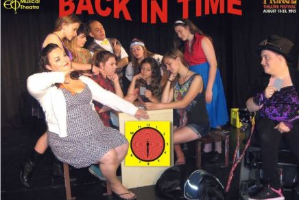 Back in Time at the Edmonton Fringe Festival
