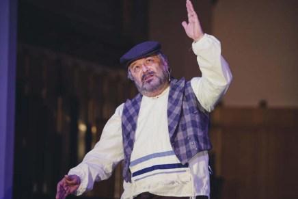 Fiddler on the Roof at the Edmonton FringeFestival
