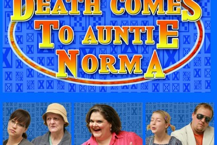 Death Come to Auntie Norma at the Edmonton Fringe Festival
