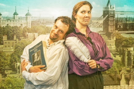 The Shakespeare Show Or; How an Illiterate Son of a Glover Became the Greatest Playwright in the World at the Edmonton FringeFestival