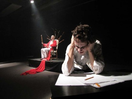 Words and Music at the Edmonton Fringe Festival