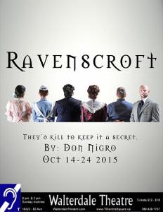 A murder – or not – mystery: Ravenscroft atWalterdale