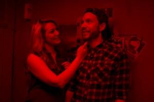 Nikki Hulowski and Kristian Stec in Hot Mess. Photo credit: Giselle Boehm