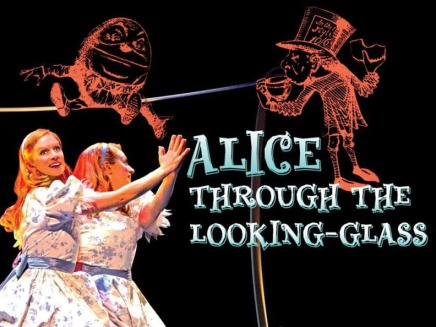 Alice Through the Looking-Glass a reminder of childhood magic