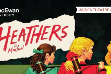 Heathers: The Musical a re-imagining of 1988 cult classic