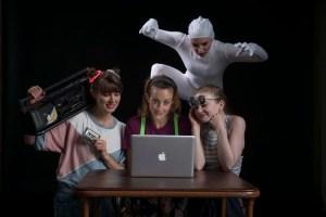 Asking The Internet: the Ya-Hoo Answers. Photo credit: Marc J Chalifoux