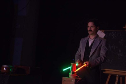 Tesla Ex Machina at the Edmonton FringeFestival