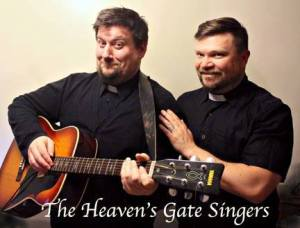 An Evening With the Heaven's Gate Singers. Photo credit: Fiddle Dee Dee Productions