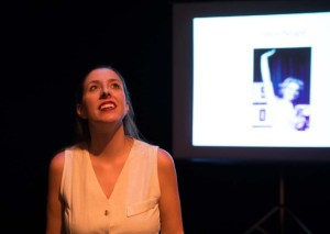 Anatolia Speaks, Poiema Productions, In this photo-Candice Fiorentino, Photo by BB Collective