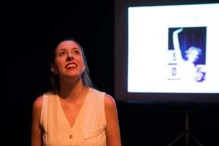 Anatolia Speaks at the Edmonton FringeFestival