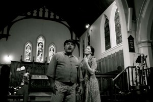 Cavalleria Rusticana at the Edmonton Fringe Festival. Photo credit: Christina O'Dell