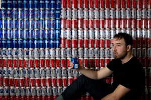 Neil Kuefler in Drinking in America. Photo credit: Brianne Jang- BB collective