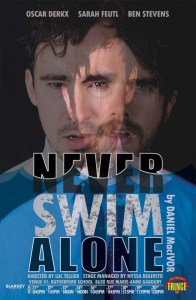 Never Swim Alone. Photo and design credit: dbphotographics.ca