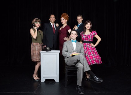 Singing & dancing up the corporate ladder in How to Succeed in Business Without ReallyTrying
