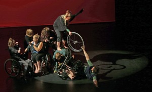 CRIPSiE's dance ensemble. Photo credit: Tracy Kolenchuk