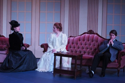 Lady Windermere's Fan wraps social commentary in comedy