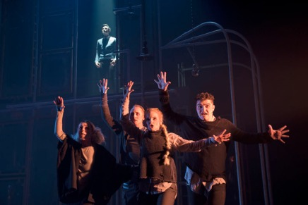 Catalyst Theatre's latest, Fortune Falls, premières inEdmonton