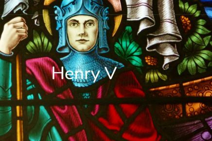 To the theatre, 'once more'; Henry V hits the stage thisJanuary