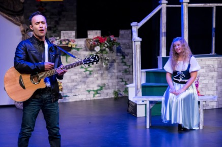 Dance and drama unite in a true community production of SleepingBeauty
