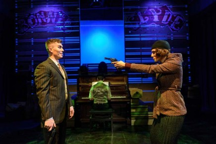 Bonnie & Clyde's shotgun romance a tragic lovestory