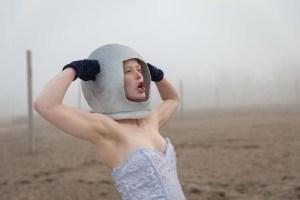 Ingrid Hansen in Interstellar Elder. Photo by Laura Dittmann