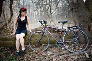 BikeFace. Photo credit: Fraser Elsdon