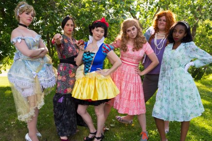 Disenchanted at the Edmonton Fringe Festival