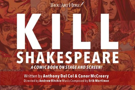 Kill Shakespeare at the Edmonton Fringe Festival