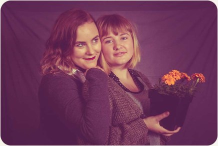 The Effect of Gamma Rays on Man-in-the-Moon Marigolds at the Edmonton FringeFestival