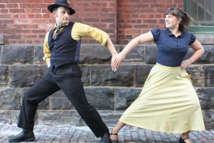 Szeretlek: A Hungarian Love Story at the Edmonton FringeFestival