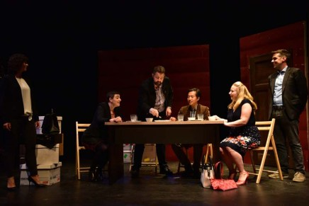 The Charm Offensive at the Edmonton Fringe Festival