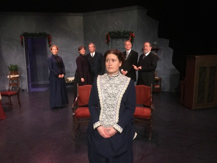 Misunderstood modern classic A Doll's House at Walterdale Theatre